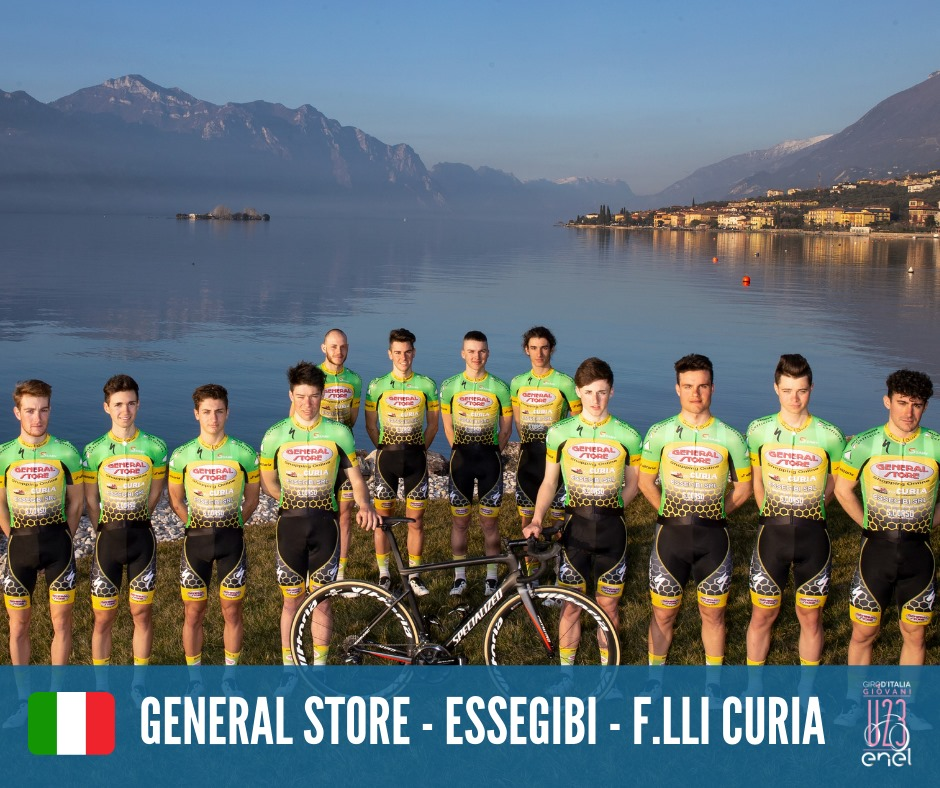 Le squadre Under 23 più attese General Store Bottoli